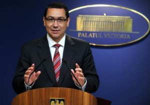 Guvern - Victor Ponta