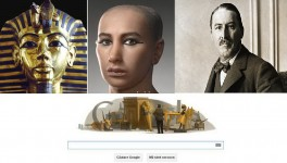 Howard Carter si misterele lui Tutankamon