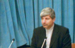 Ramin Mehmanparast iran