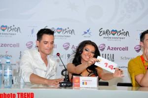 Madinga la Eurovision 2012 (trend.az)