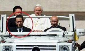 Majordomul Papei Paolo Gabriele a fost arestat
