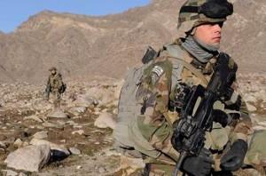 Militari francezi in Afganistan