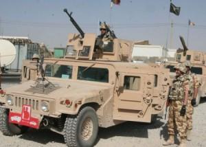 Militari romani in misiune in teatrul de operatii din Afganistan