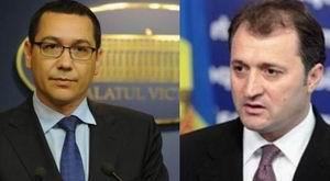 Victor Ponta – Filat, la telefon. Ce s a discutat basarabia