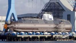 INS Tanin submarin Israel
