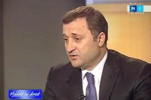 Vlad Filat la Moldova in direct