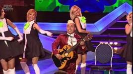 Gigel Frone si femeile in finala Romanii au talent (video)