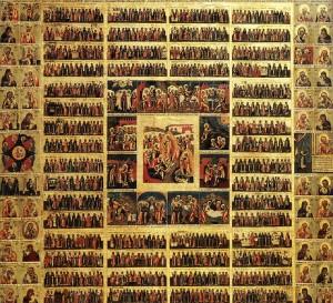 10 iunie - Duminca Tuturor Sfintilor