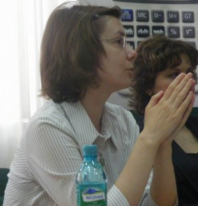 5. Cristina Leovaridis cunoaste drumul tipic al intreprinzatorilor manageri