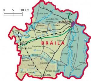 BEJ 2012 partiale - Rezultate alegeri Braila