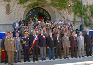 Liceu Militar: Mănăstirea Dealu Breaza, 100 de ani armata 2