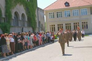 Liceu Militar: Mănăstirea Dealu-Breaza, 100 de ani