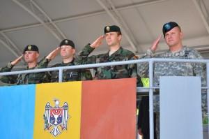 Fortele speciale din SUA si R Moldova - antrenament comun