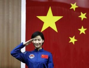 Liu Yang - prima femeie taikonaut