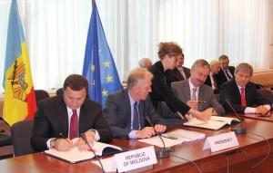 R. Moldova, inclusă în spaţiul aerian al UE