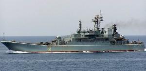 Rusia trimite nave de război în Siria
