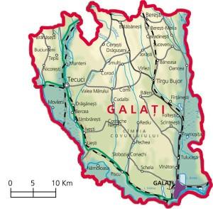 Rezultate partiale - Alegeri locale 2012 la Galati