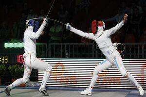 CE 2012: Spadă-feminin şi sabie-masculin, argint pentru România