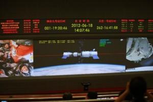 Shenzhou IX - Tiangong 1