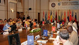 Sofia - Sefii statelor majore generale pun Balcanii la cale