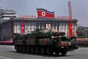 China sparge embargoul: Lansatoare mobile de rachete pentru Phenian
