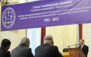 Participarea la Consiliul European. Băsescu sesizează CCR