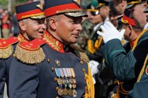Generalul de brigadă Vitalie Stoian a fost numit şef al Marelui Stat Major al Armatei Naţionale din Republica Moldova