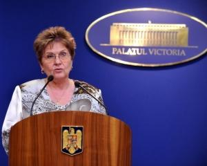 Mariana Câmpeanu rămâne ministru al Muncii
