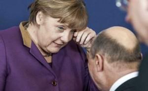 Suspendarea preşedintelui în Constituţie. A minţit-o Băsescu pe Merkel?