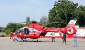 Elicopter - SMURD