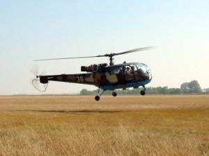 Elicopter prabusit IAR-316