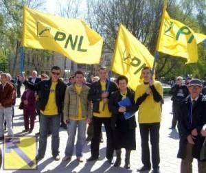 PNL Moldova - Vitalia Pavlicenco