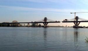 Podul Calafat-Vidin ar putea fi gata în ianuarie 2013