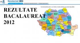 Rezultate BAC 2012 - judeţul Iaşi şi ţară, potrivit edu.ro