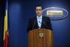 Ponta: Datele centralizate vor fi transmise la CCR astăzi