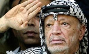 La fel ca Litvinenko: Yasser Arafat, otrăvit cu poloniu