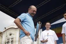 Băsescu a dat foc democraţiei la Cluj politica interna