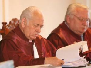 AVIZ CONSULTATIV Nr 1 din 6 iulie 2012 privind propunerea de suspendare din functie a Presedintelui Traian Basescu
