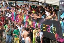 Liberty Parade 2012, pe plaja dintre Venus şi Saturn life