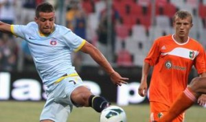 Steaua - Litex Loveci 3-0
