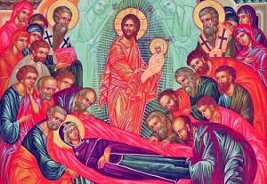 15 august   Adormirea Maicii Domnului sau Sfânta Maria Mare şi Prohodul Maicii Domnului religie cultura religie