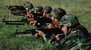 Confruntări armate la graniţa dintre Georgia şi Rusia