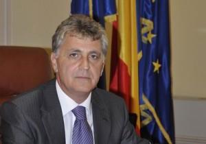 Mircea Duşa, ministrul Apărării Naţionale în guvernul Ponta