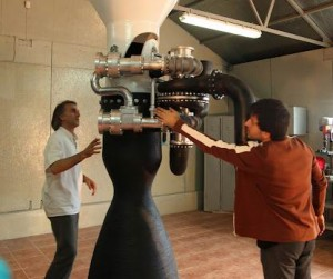 Primul motor Executor a fost finalizat de ARCA