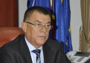 Radu Stroe, ministru de Interne