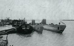 """Submarinele """"Rechinul"""" şi """"Marsuinul"""""""