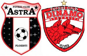 Astra Giurgiu - Dinamo,
