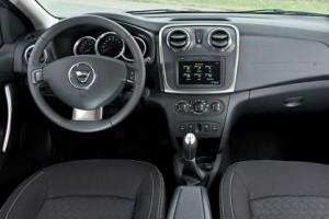Dacia - Interiorul noului Logan