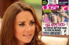 Kate Middleton - Ducesa de Cambbridge topless