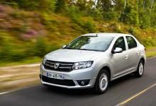 Vânzările Dacia au crescut în primele luni